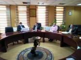 محافظ الشرقية يعقد إجتماعا مع القطاعات الطبية المختصة والمسؤلة عن مواجهة جائحة كورونا