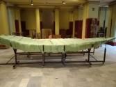 «السياحة والآثار» متحف شرم الشيخ يستقبل 3 قطع أثرية كبيرة