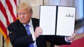 ترامب يحصن الآثار الأميركية بقانون.. ويتوعد المخربين