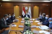 وزير النقل يعقد اجتماعاً موسعاً مع قيادات الهيئة القومية للأنفاق