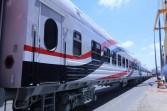 وزير النقل يعلن وصول دفعة جديدة من عربات ركاب السكك الحديدية الجديدة