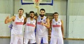 فريقا السلة والطائرة بالزمالك يستعدان  لبطولة الجمهورية