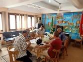محروس يجتمع بغرفة عمليات تعليم قها للوقوف علي الاستعدادات النهائية لمقرات انتخابات مجلس الشيوخ