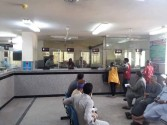 إقبال من المواطنين الراغبين بالتصالح على المراكز التكنولوجية بمحافظة المنيا
