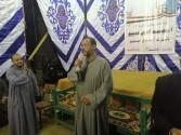 مؤتمر جماهيري في ادفو لدعم مرشح مستقبل وطن لانتخابات الشيوخ