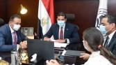 """الرئيس التنفيذي للهيئة العامة للاستثمار  يبحث خطط """"أمازون"""" في مصر"""