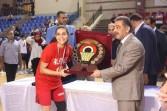 سيدات الأهلي تحصد لقب دوري السوبر للمرة الـ 19