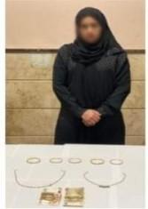 القبض على مديرة منزل سرقت مشغولات ذهبية وأموالا من داخل منزل بالقاهرة