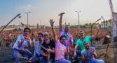 فرقة وسط البلد على مسرح النافورة بالأوبرا الجمعة