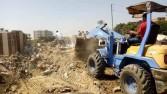 وزارة الري تواصل حملات إزالة التعديات على المجاري المائية التي تحد من مرور المياه