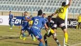 إصابة محمد جابر مدافع أسوان بتمزق بكاحل القدم