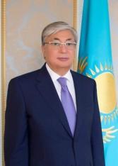 الرئيس الكازاخي يدعو لبناء نموذج عالمي جديد