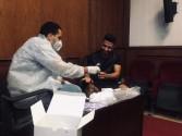 الكشف الطبى لفريق اسوان  قبل مباراة المصرى يوم الاثنين المقبل
