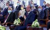 السيسي: الدولة والشعب حاجة واحدة.. ورهاني على المصريين كسبان