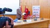 رئيس جامعة الفيوم يعقد مؤتمرا صحفيا لعرض رؤية الجامعة في المرحلة المقبلة