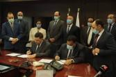 وزير النقل يشهد توقيع بروتوكول لإنشاء شركة مشتركة للنقل متعدد الوسائط للبضائع