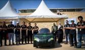 الجامعة المصرية الروسية تنافس 18 كلية فى سباق السيارات الكهربائية