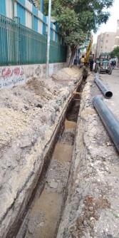 """رئيس شركة """"مياه المنوفية"""": الانتهاء من تنفيذ مشروعات مياه شرب بقيمة 9.3 مليون جنيه"""