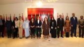 اختتام فعاليات المؤتمر العام الثامن لمنظمة المرأة العربية