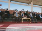 القصير وفودة يبحثان توفير الخدمات البيطرية لمضمار شرم الشيخ لسباقات الهجن الدولي
