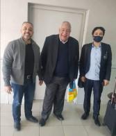 فهيم يصل إلى سوريا للتحضير للبطولة العربية لكمال الأجسام