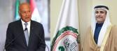رئيس البرلمان العربي يُهنئ أبو الغيط للتجديد له كأمين عام لجامعة الدول العربية