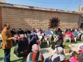 """ندوة حول """" سبل التطوير الحضاري للعشوائيات """" بغرب الإسكندرية"""