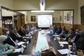 إستدامة وطن في ضيافة مستشار هيئة ال مكتوم في مصر