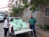 تموين الإسكندرية تواصل ضرباتها للمتلاعبين بالدعم وتهريب الدقيق المدعم