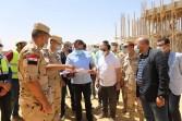 وزير التعليم العالي يتفقد مباني جامعة برج العرب التكنولوجية بمحافظة الاسكندرية