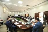 وزير التعليم العالي يترأس الاجتماع الأول لتطوير منظومة الطلاب الوافدين