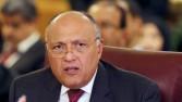 وزير الخارجية يتصل بنظيره الإسرائيلي