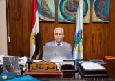 نائب رئيس جامعة طنطا يشارك فى اجتماع المجلس الأعلى للدراسات العليا