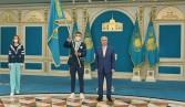 كازاخستان تحقق إنجازات رائدة في أولمبياد طوكيو