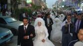 «خالد الدومه»: تيسير زواج 30 فتاة يتيمة بالقرى الأكثر احتياجًا بالجيزة