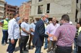 محافظ القليوبية يتابع أعمال تطوير مستشفى طوخ المركزي