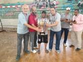 كيما أسوان يحصد برونزية كرة السلة ببطولة الجمهورية للشركات ببورسعيد