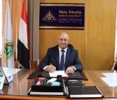 رئيس جامعة بنها الجديد يشكر القيادة السياسية على الثقة وتعيينه رئيساً للجامعة
