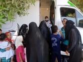 الكشف على 785 مواطنا في قافلة طبية مجانية بقرية أبو دياب بقنا