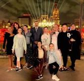 تكريم روسيا فى مهرجان جوتير الدولى