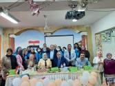 """احتفالية بمركز غرب الإسكندرية حول  """" نصر اكتوبر العزة والكرامة   """""""