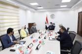 وزير التعليم العالي يعقد اجتماعًا مع رئيس هيئة التنسيق الحضاري