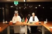 وزيرة البيئة تلتقى نظيرها السعودى لتعزيز سبل التعاون البيئى ببن البلدين