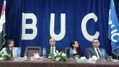 """""""الإدارة والعلوم الاقتصادية"""" بجامعة بدر تنظم ملتقى """"الدعم الوظيفى"""" للطلاب والخريجين"""